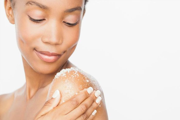 Exfoliation for Keratosis Pilaris