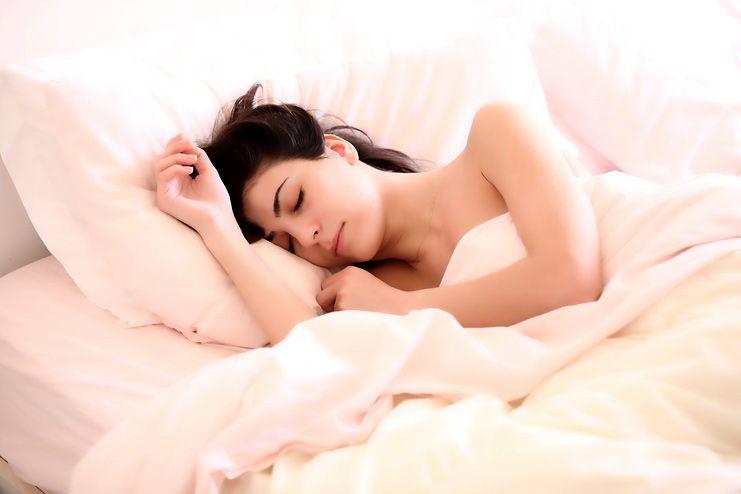 Get a proper night's sleep