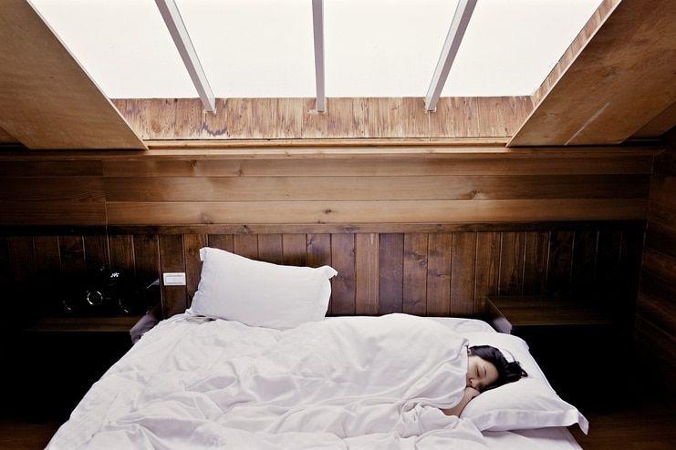 Get adequate amount of sleep