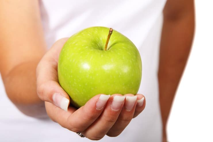 Granny Smiths for Better Well Being
