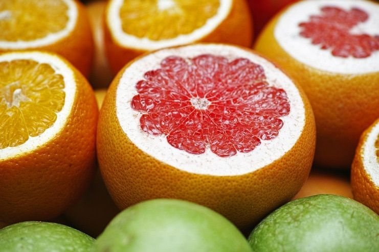 Grapefruit Extract for Keloids