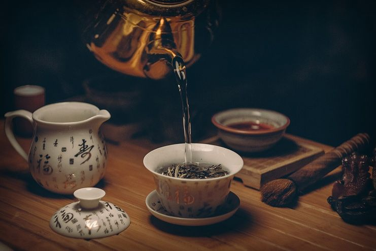Green Tea for belly fat