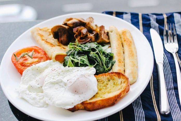 Have a Hearty Breakfast