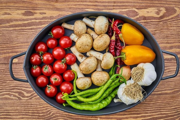 Healthy eating and mealtimes