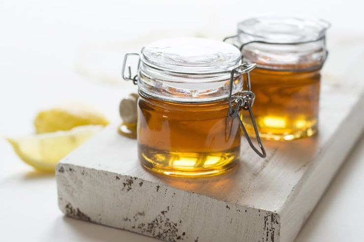 Honey as a disinfectant