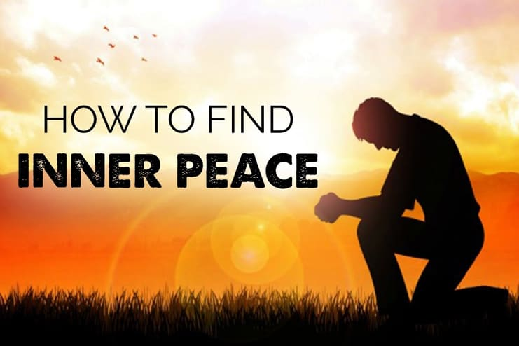 How to find inner-peace