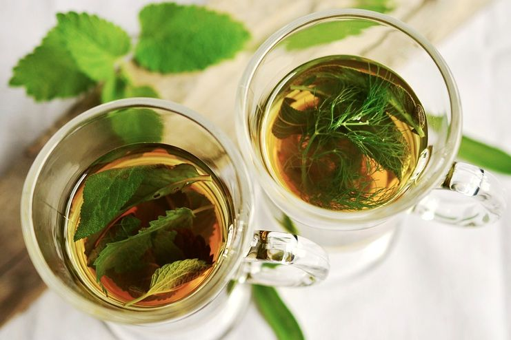 Mint for belly fat