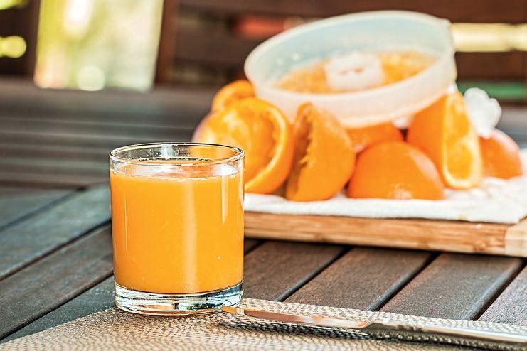 Orange Juice for Dehydration