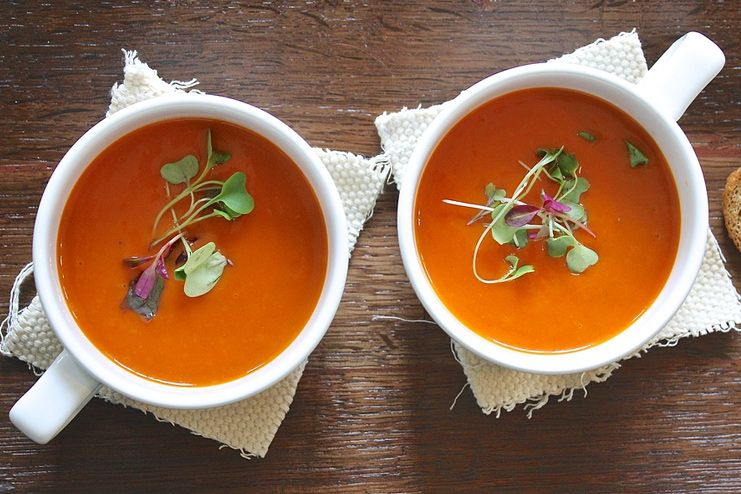 Soups for Dehydration