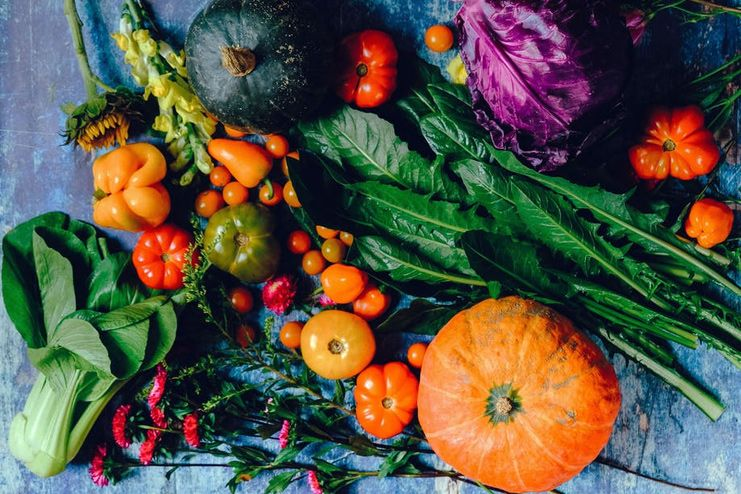 Switch to fresh fruits and veggies
