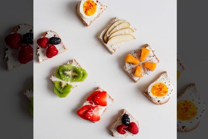 Switch to healthy snacking