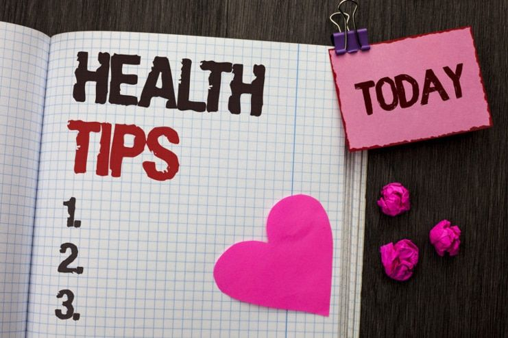 Weird health tips you need to know of