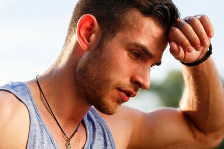What are the benefits of sweating