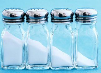 reduce salt intake quickly