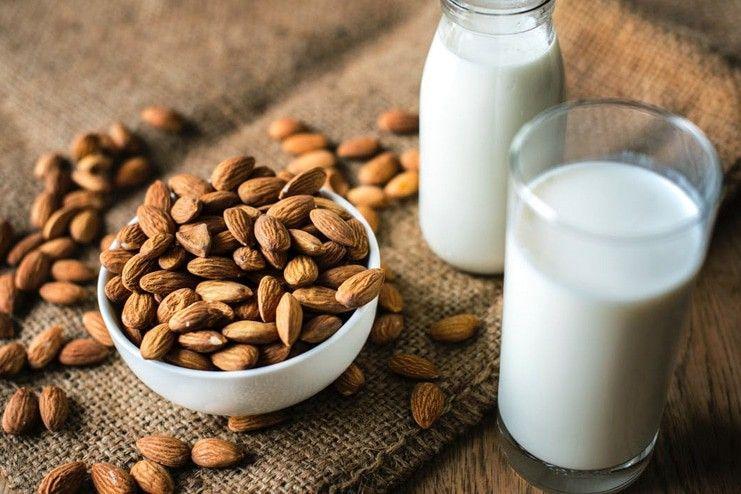 Almond Milk for Endometriosis