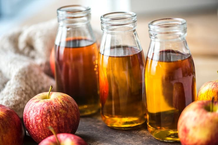 Apple Cider Vinegar and Coconut Oil for Eczema