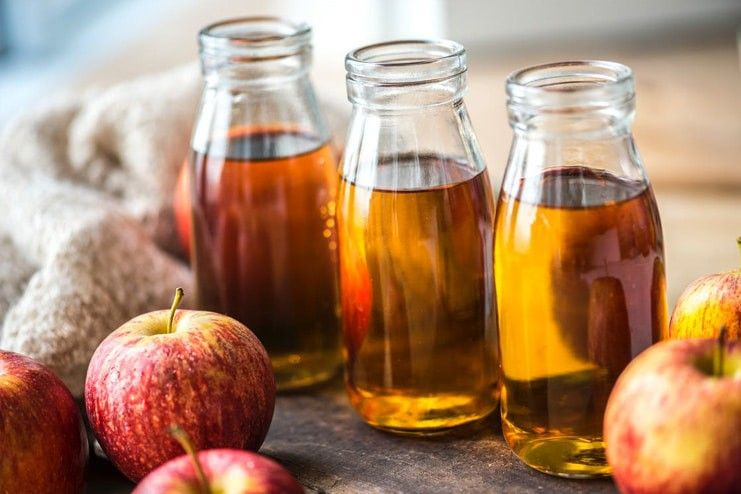 Apple Cider Vinegar for Pain Relief