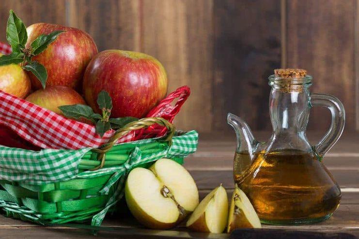Apple Cider Vinegar on its own