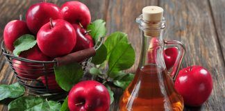 Apple cider vinegar for skin tags