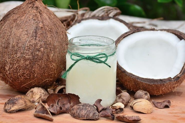 Benefits of Using Coconut Oil for Burns