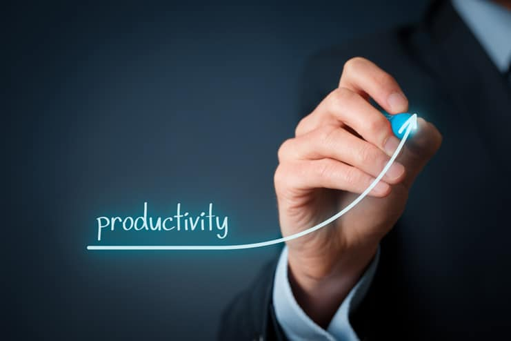 Boosts your overall productivity
