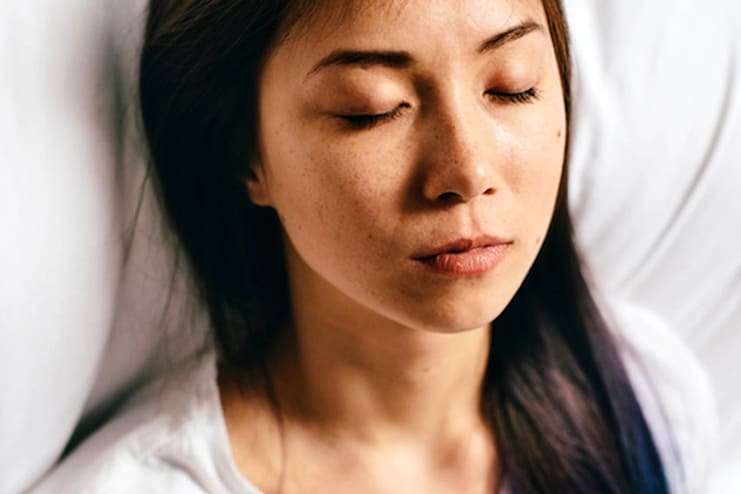 Breathing Exercise for Sleep