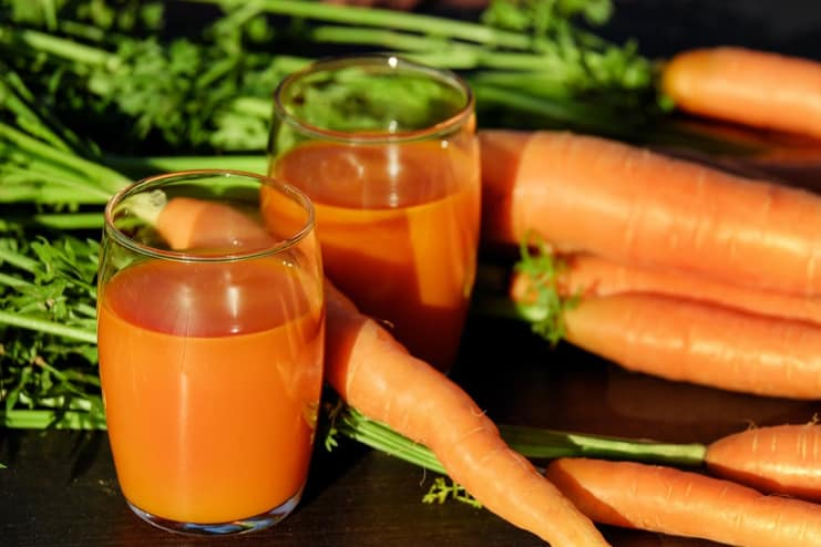 Carrots for Platelet Count