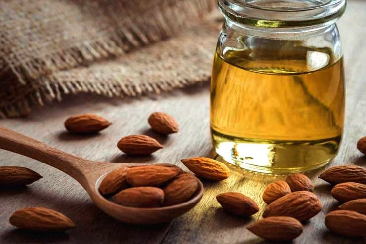 Castor Oil and Almond Oil