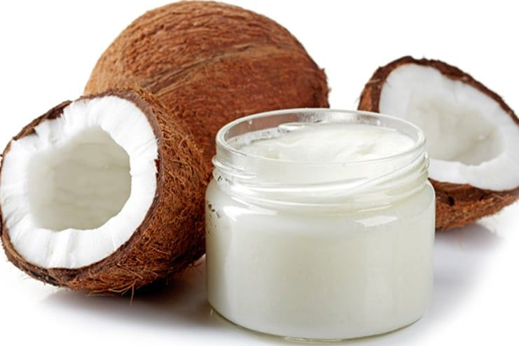 Castor Oil and Coconut Oil