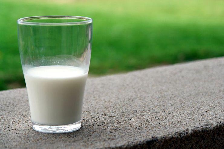 Castor Oil and Milk