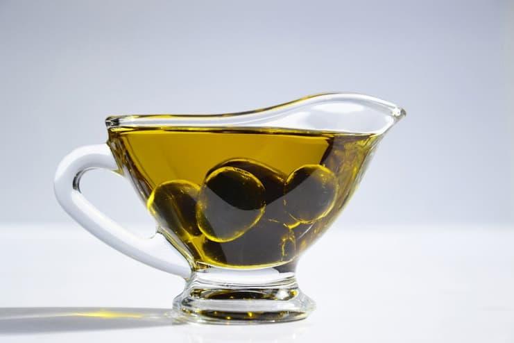 Castor Oil and Olive Oil