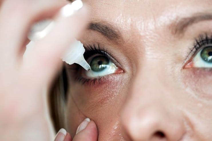 Common Symptoms of Dry Eyes