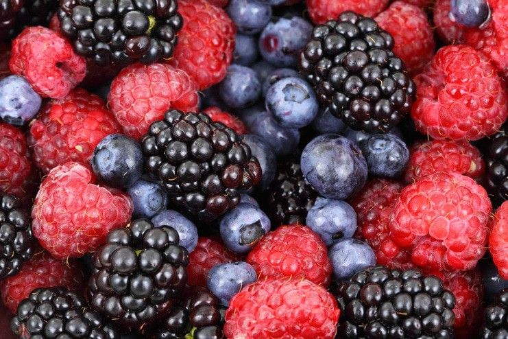 Consume more antioxidants