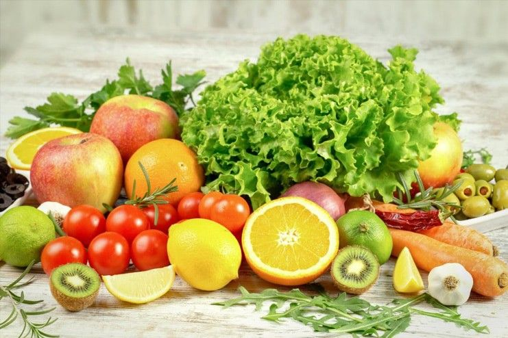 Diet to relieve dry eyes