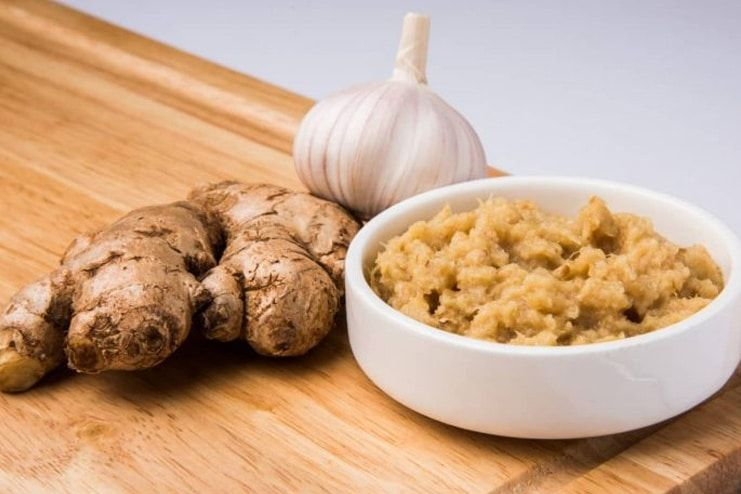 Do Ginger and Garlic help treat wheezing
