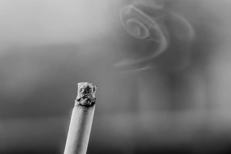 Does Smoking affect Wheezing