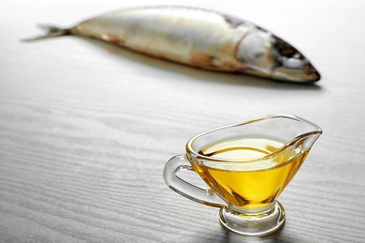 Fish Oil for Dry Eyes
