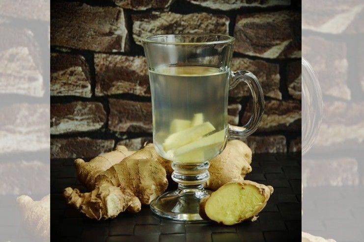 Ginger Tea for Endometriosis