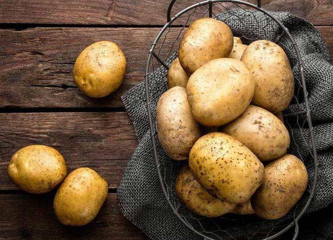 Health benefits of potato juice