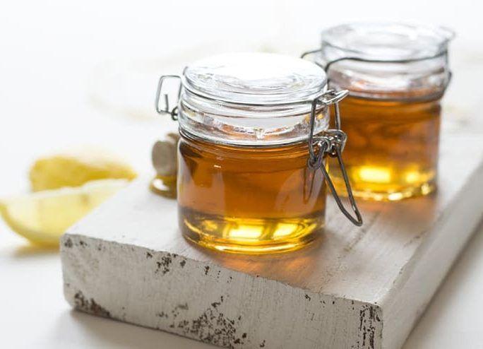 Honey for glowing skin