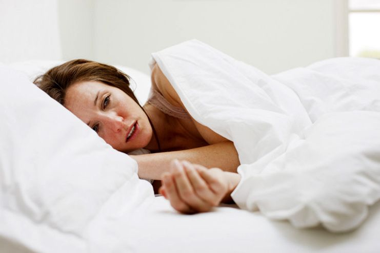 How to get out of bed when-depressed