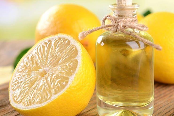 Lemon Juice and Olive Oil