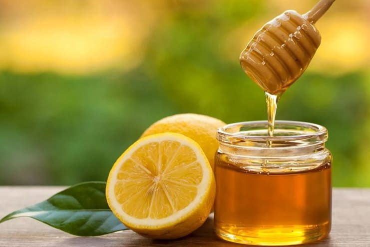 Lemon and Honey