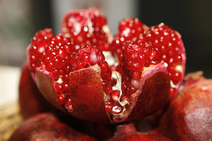 Pomegranate to Boost Platelet count
