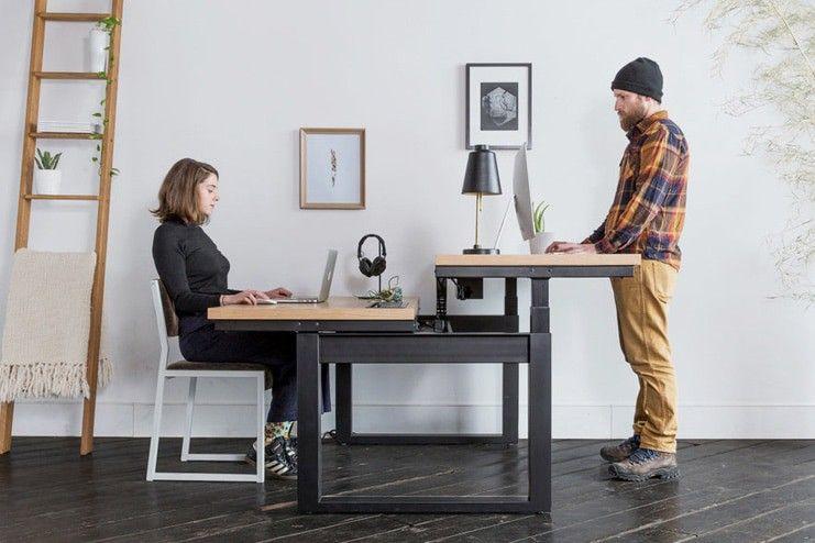 Standing desk Vs. Sitting desk
