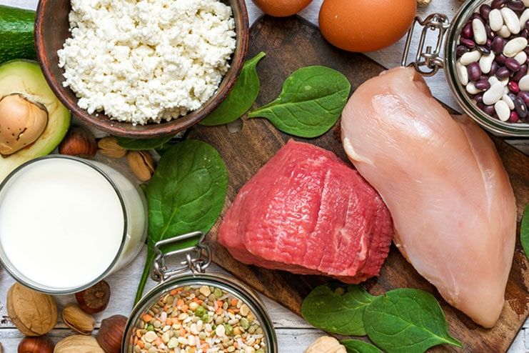 Benefits of High Protein Diet for Weight Loss