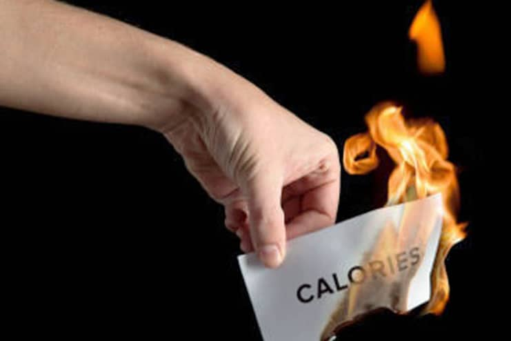 Burns more calories