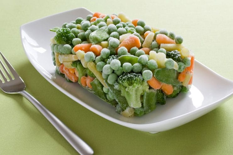 Consuming diet foods
