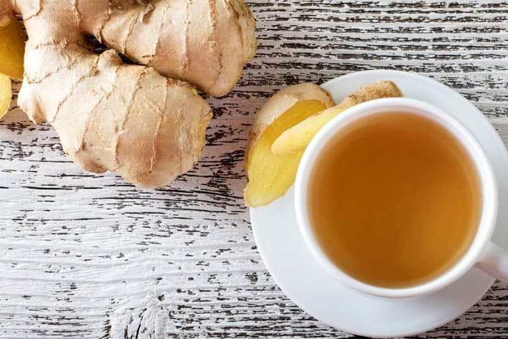 Ginger Tea by itself