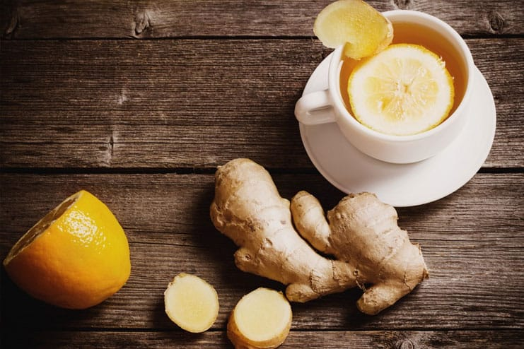 How Does Ginger Tea Benefits For Weight Loss